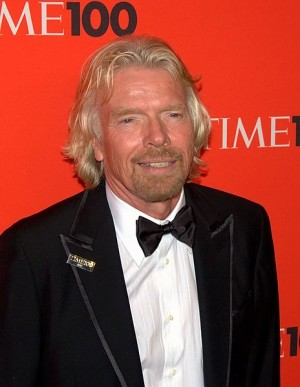 Richard Branson Building Thought Leadership Profile