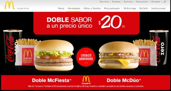 mcdonald s creative strategy