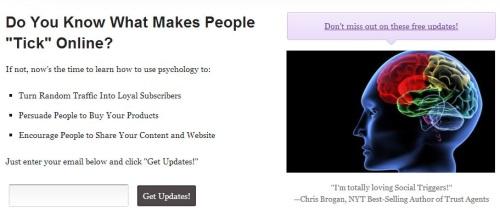 social proof for web design secrets