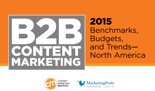 Over 100 B2B Content Marketing Statistics for 2015
