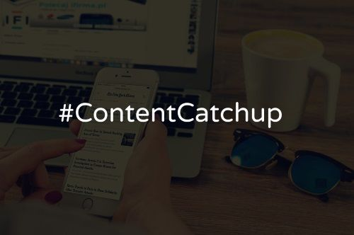 #ContentCatchup - how to improve conversion rate for content