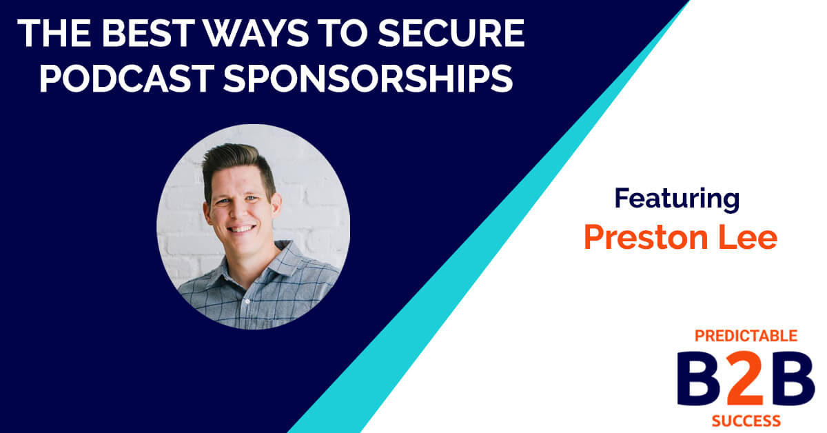 secure podcast sponsorships