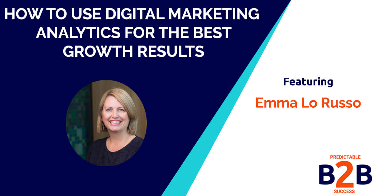 how to use digital marketing analytics to drive business growth