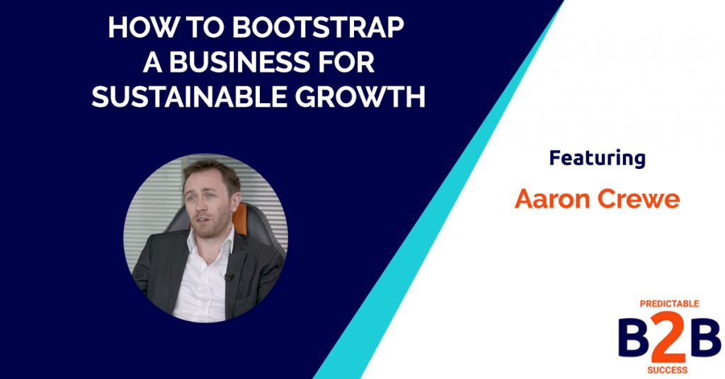 How to Bootstrap a Business For Sustainable Growth