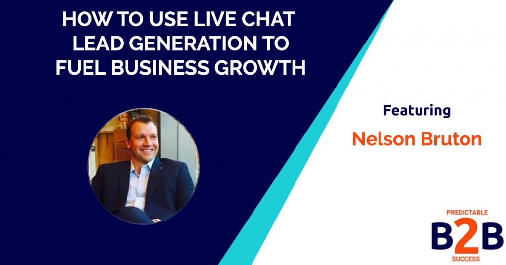 How to Use Live Chat Lead Generation to Fuel Business Growth