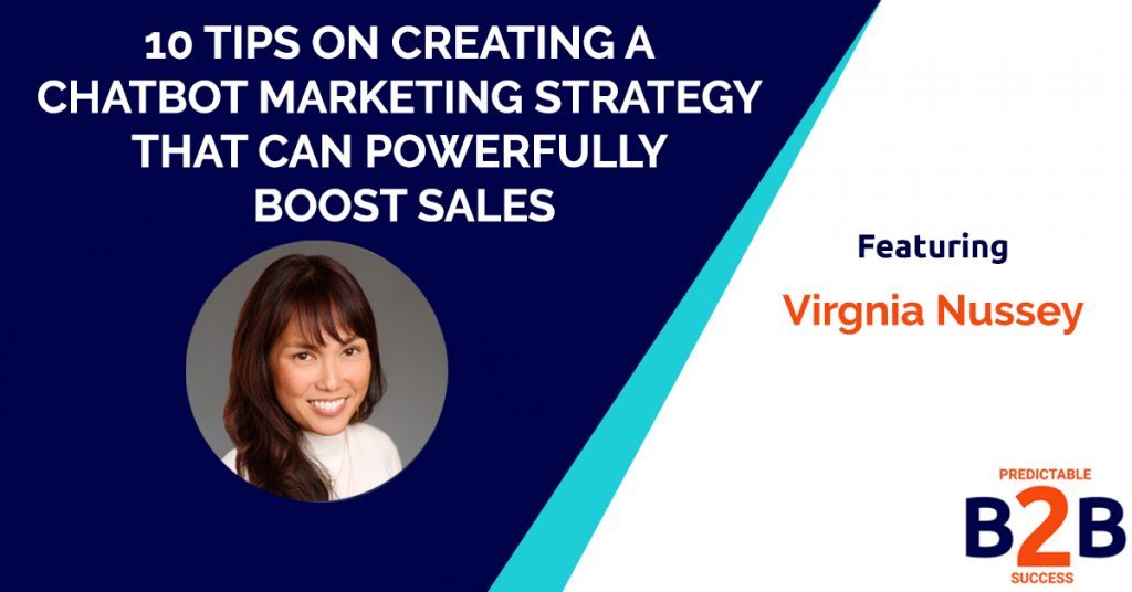 10 Tips on Creating a Chatbot Marketing Strategy That can Powerfully Boost Sales